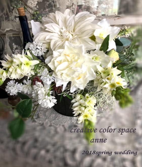 #ウェディングブーケ#ホワイトナチュラル#結婚式#ガーデンウェディング