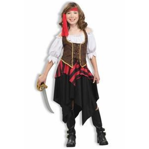 ハロウィン コスプレ通販・子供 中学生用 カリブの海賊・パイレーツ 激安