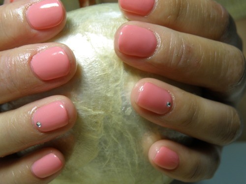 eruxe nail life南草津privatesalon sinple is the best
