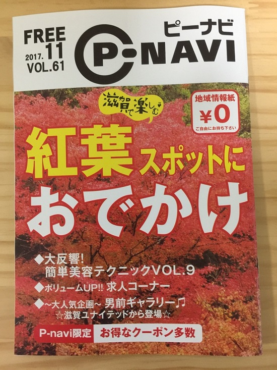 P-NAVI(ピーナビ)VOL.61