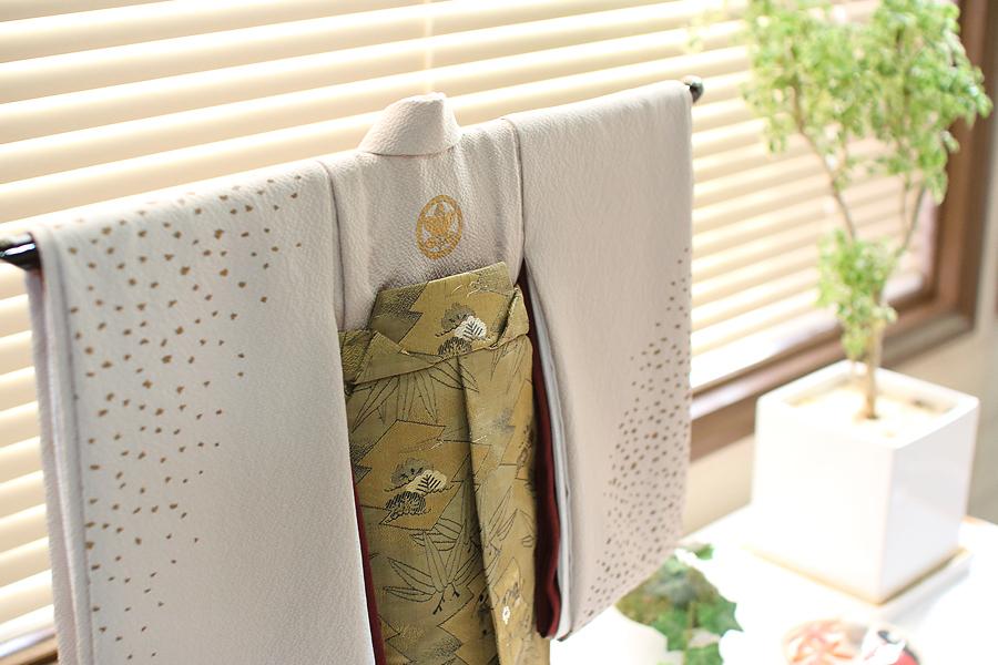 京都の和裁作家による 古着物の古布をリメイクしたインテリア・ミニ着物 Miniature kimono interior
