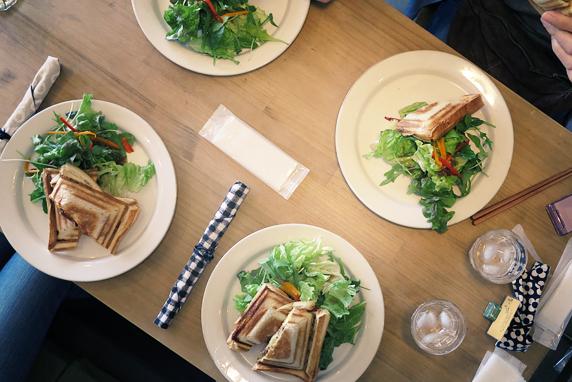 守山のカフェ・Rusticでホットサンドを食べてきました。 滋賀のおしゃれなカフェ巡り
