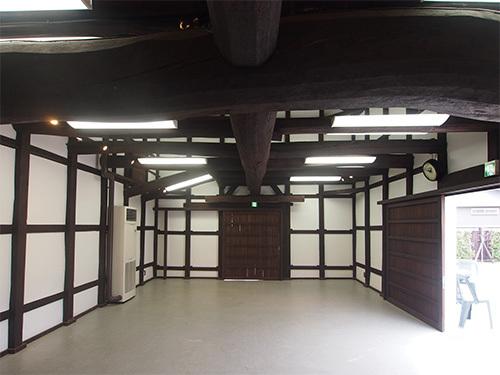 会場予定の部屋