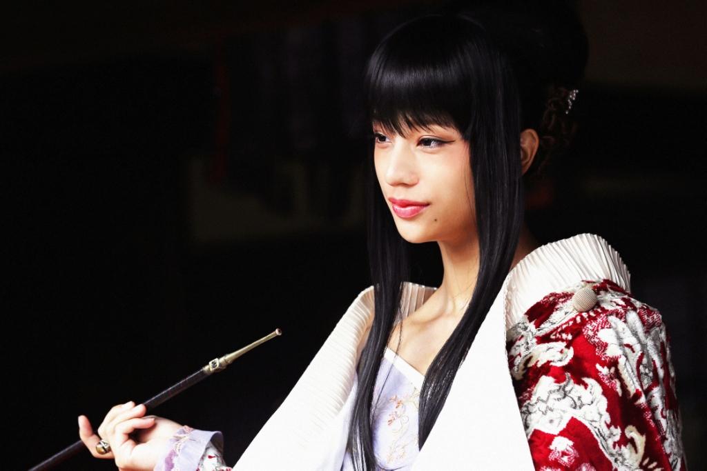 るろうに剣心 駒形由美役を演じた、高橋メアリージュン
