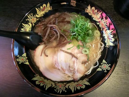 元祖中洲屋台ラーメン 一竜近江八幡店