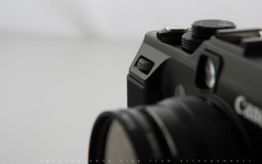 Canon Powershot G1X 本体 写真 ><br /> <br /> <img class=